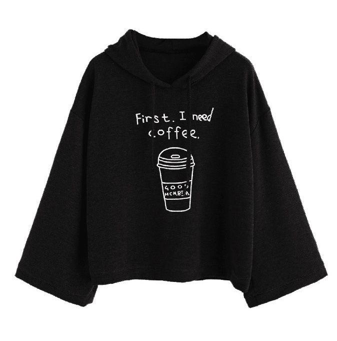 Hotkey Womens Sweatshirts Long Sleeve Crewneck Tops Dandelion Cute Cat Printed Pullover Shirts Casual Loose Jumper Blouse