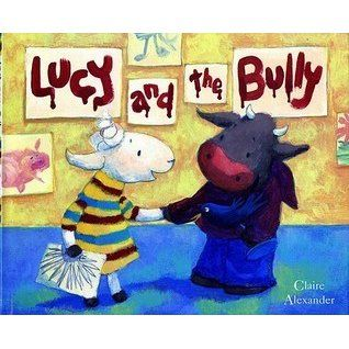 Lucy is good at drawing and making things at school. But there's a bully at school, and he's very mean to Lucy. What can Lucy do? And who...