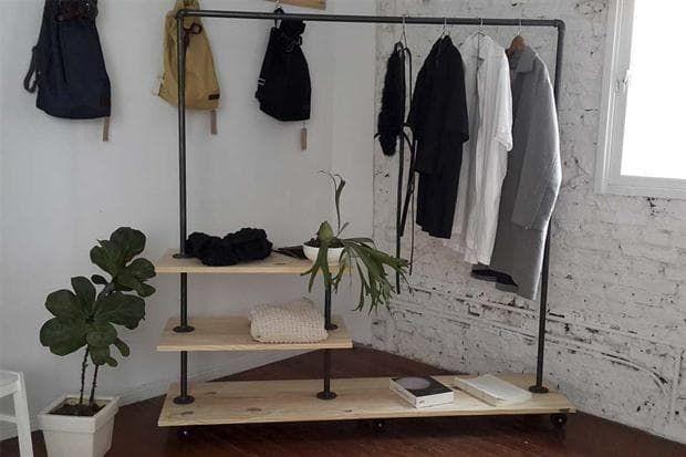 7 ideas de armarios económicos para casas con poco espacio (de Isabel Rodríguez)
