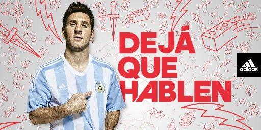 Messi- Deja Que Hablen