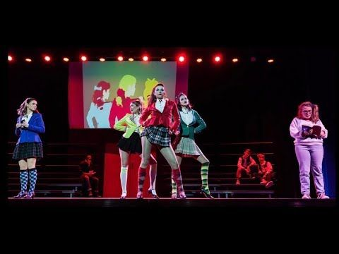 Heathers The Musical Off Broadway Full Show - YouTube