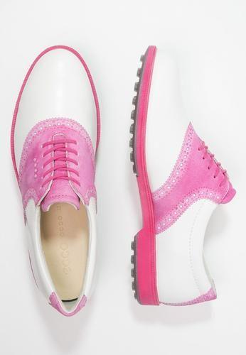 Ecco #hybrid scarpe da golf white/candy Bianco  ad Euro 161.50 in #Ecco #Donna promo sports scarpe