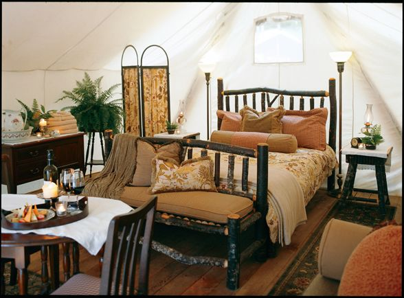Glamping in BC at the Clayoquot Wilderness Resort www.wildretreat.com #wildretreat #glamping