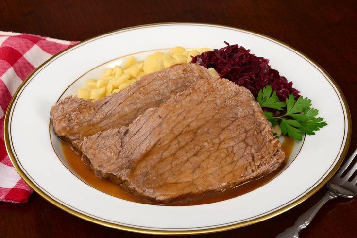 Pressure Cooker Sauerbraten Recipe