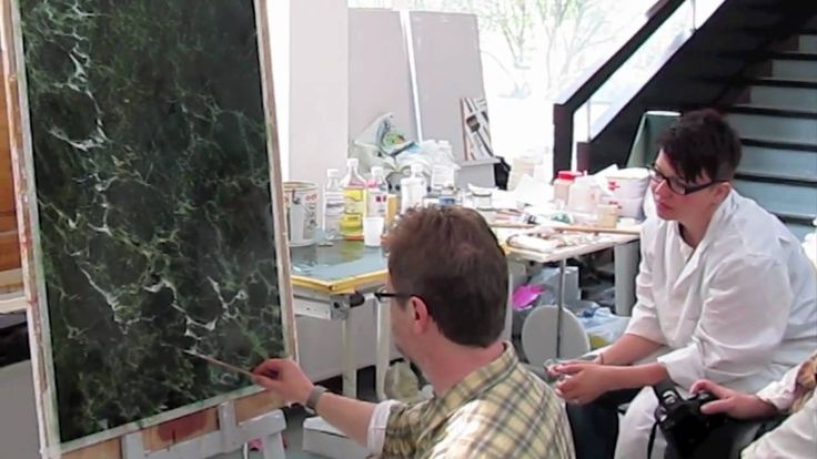 Michel Nadaï is an internationally renowned award winning decorative painter. He is also author of best-selling book, Art & Techniques: Decorative Painting, ...