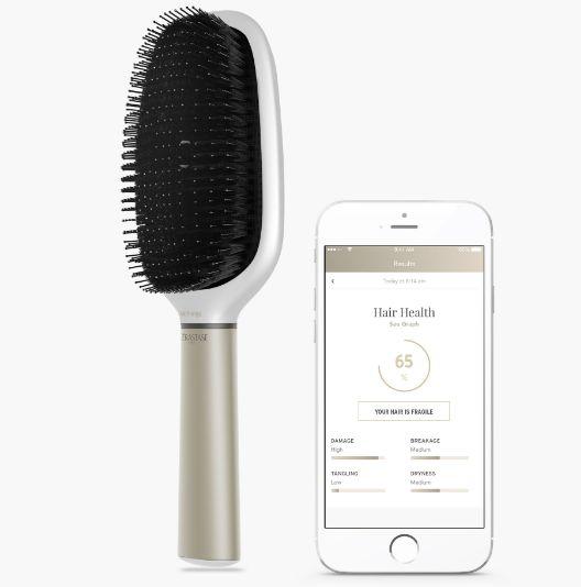 Hair Coach, a primeira escova inteligente do mundo!