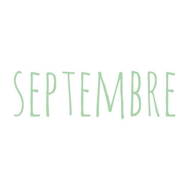 """""""Vis comme si tu devais mourir demain, apprends comme si tu devais vivre toujours. Gandhi🙏🏻 . Hello septembre! L'été se termine tranquillement (pour certains a-t-il réellement commencé?⛈☔️🌦), septembre est aujourd'hui.  C'est un joli mois, synonyme de rentrée pour bon nombre d'entre nous, de nouvelles garde-robes🙈 ( je vous ai d'ailleurs trouvés très loquaces  sur ma dernière Story😜👠) ou de bonnes résolutions. Certains n'y voient aucun intérêt, ( """"parce ce qu'on les tient jamais !"""")moi…"""