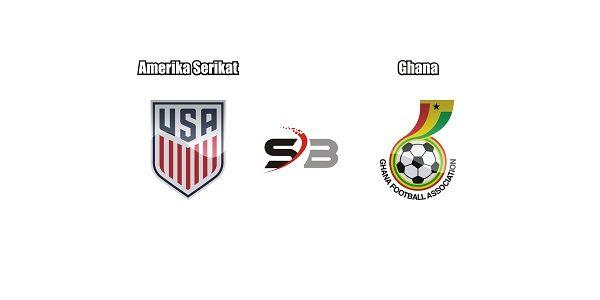Prediksi bola Amerika Serikat vs Ghana lanjutanlaga persahabatan bertemu dua negaraakan berlangsung bertempat di Pratt & Whitney Stadium at Rentschler Field pada tanggal 14 Juni 2017.    TimnasAmerika Serikat siapuntuk bertanding bermain dimarkas sendiri dalam laga persahabatan melawan Ghana minggu malam ini. Dimana sebelumnya kedua timnas tersebut bertemu laga kualifikasi juga saat itu bermain Amerika menang 1-2,