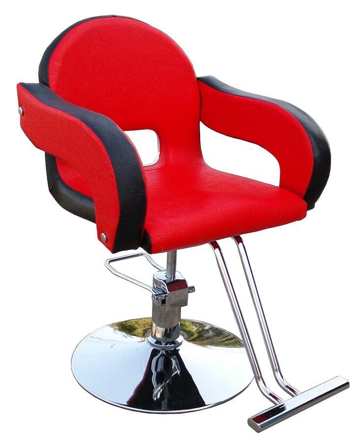 Salones de belleza pelo salón de moda silla. corte cuidado de la belleza silla hidráulica. heces. silla giratoria