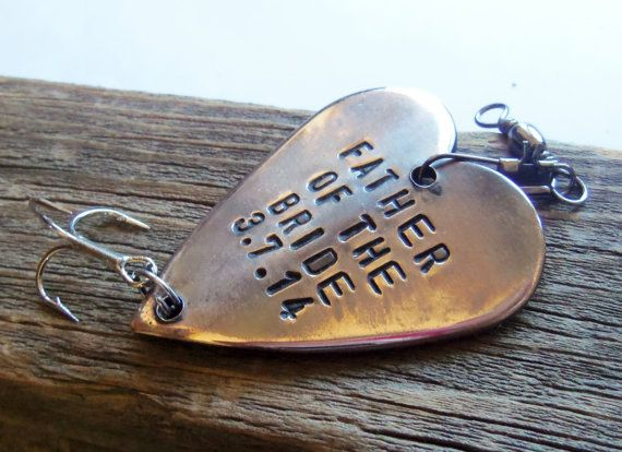 Step Father of the Bride Step Father of the by CandTCustomLures, $19.00