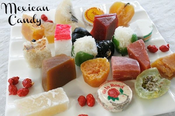 A Guide To Mexican Candy: Candied Fruits And Other Confections