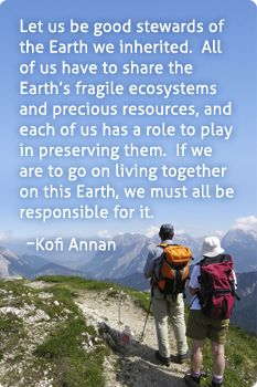 Quote by Kofi Annan -speaker at abc* Foundations' Continuity Forum in November