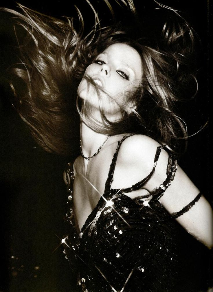 'Night Fever' | Shannan Click photographed by Camilla Akrans for Numéro October 2008