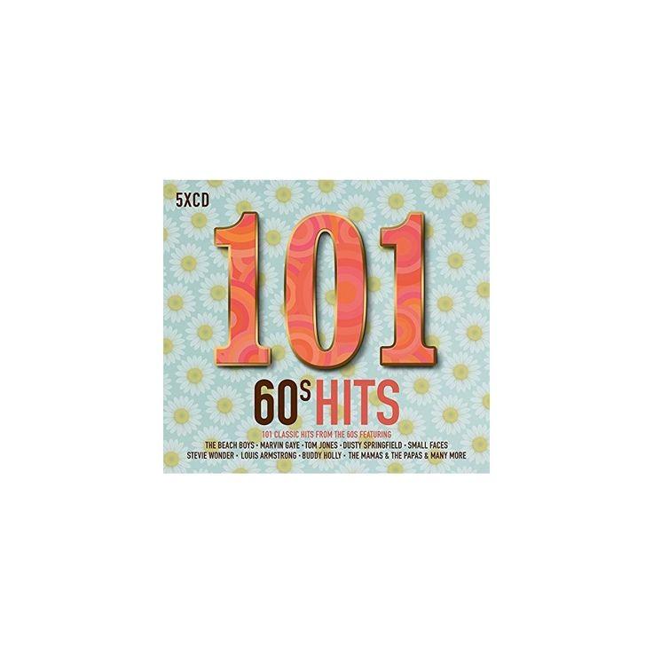101 60S Hits & Various - 101 60S Hits / Various (CD)
