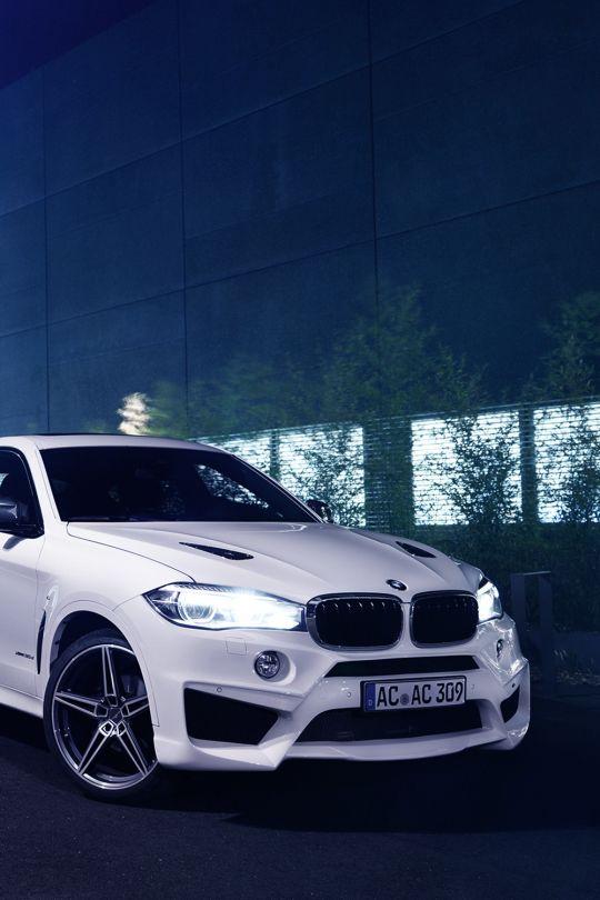 BMW X6 by AC-Schnitzer | © | HP