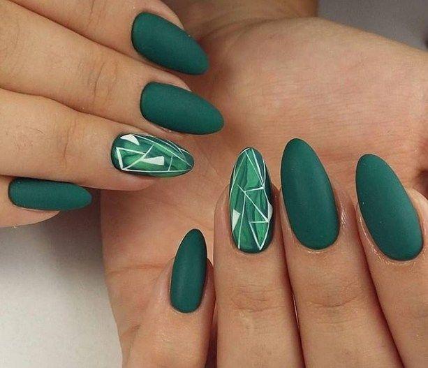 + 88 Gel nails 2018 – best Instagram collections