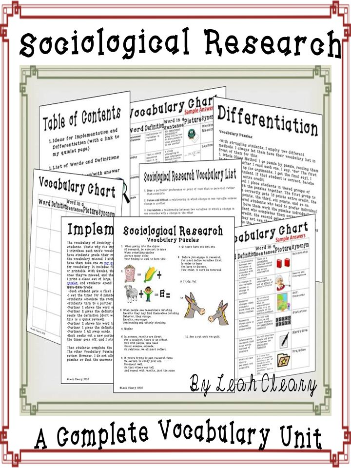 Great Sociology Research Topics | Owlcation