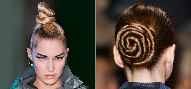 trendy we fryzurach jesień-zima 2014/2015