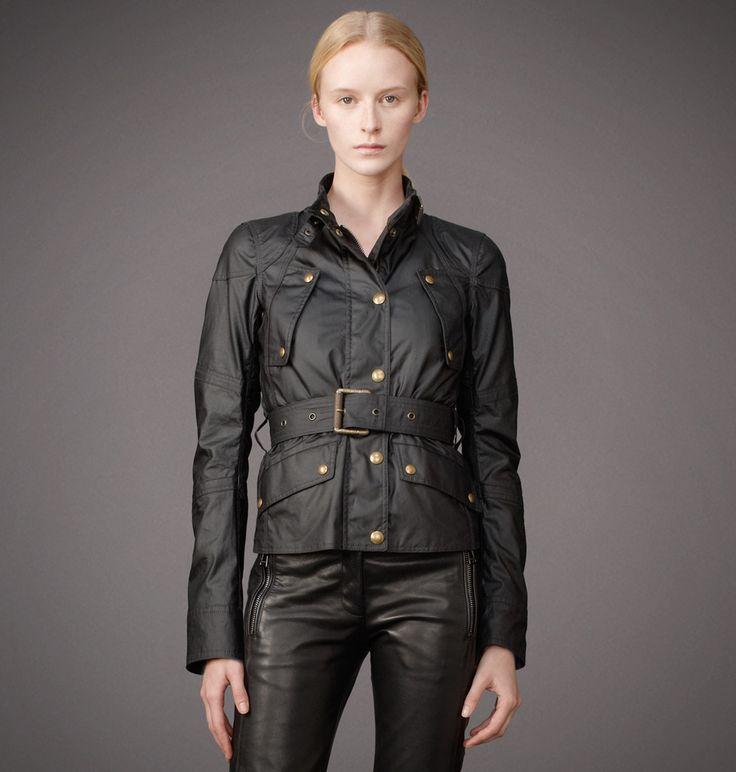 from belstaff.com · Jacket