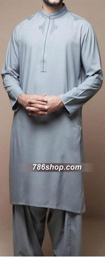 Light Blue Men Shalwar Kameez | Buy Pakistani Indian Dresses