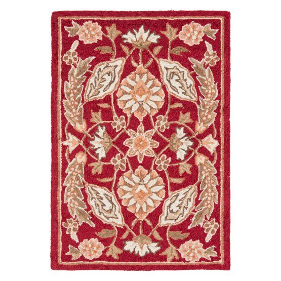 Safavieh Durarug Ezc454a Area Rug Red For The Home