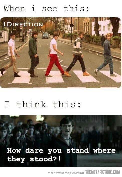 funny one direction pictures   funny-One-Direction-Beatles-Abbey-Road » funny-One-Direction-Beatles ...