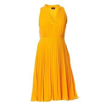 Robe - abricot - Kookai - Ref: 1612930   Brandalley