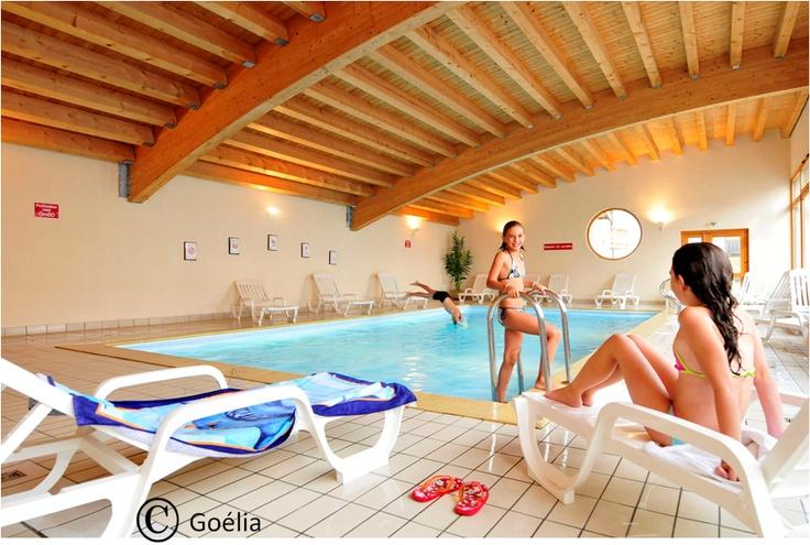 La piscine intérieure chauffée des 4 Vallées