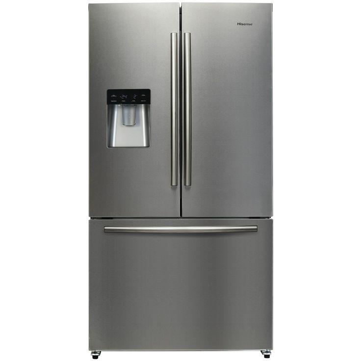 Hisense Hr6fdff630s 630l French Door Refrigerator At The