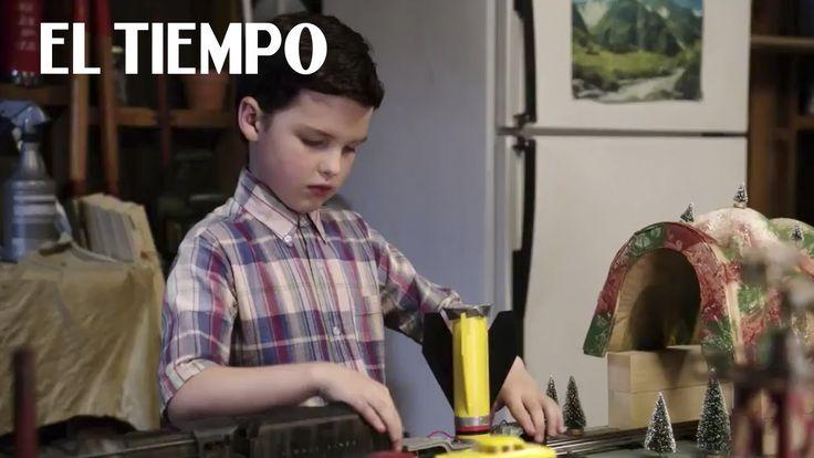 El trailer de la serie que contará la historia de Sheldon Cooper | EL TI...