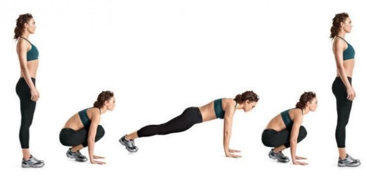 Focus sur le burpee : l'exercice de musculation le plus efficace - Les Éclaireuses