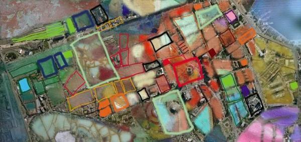 "Incredibly beautiful & luscious""Urban Calligraphy"" maps of Rio de Janerio. Half art, half design, all gorgeous. ~Sonia Gil"