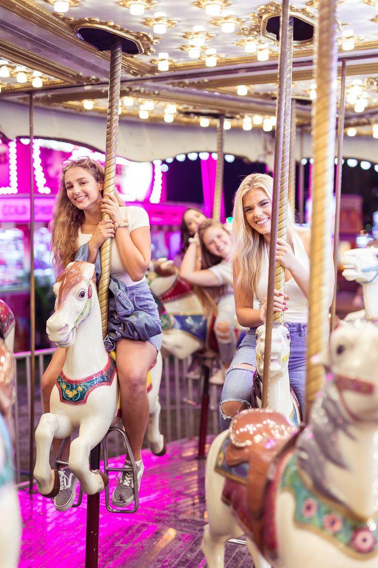 Fair photoshoot, senior pictures, senior session, summer fair, street fair, arts…