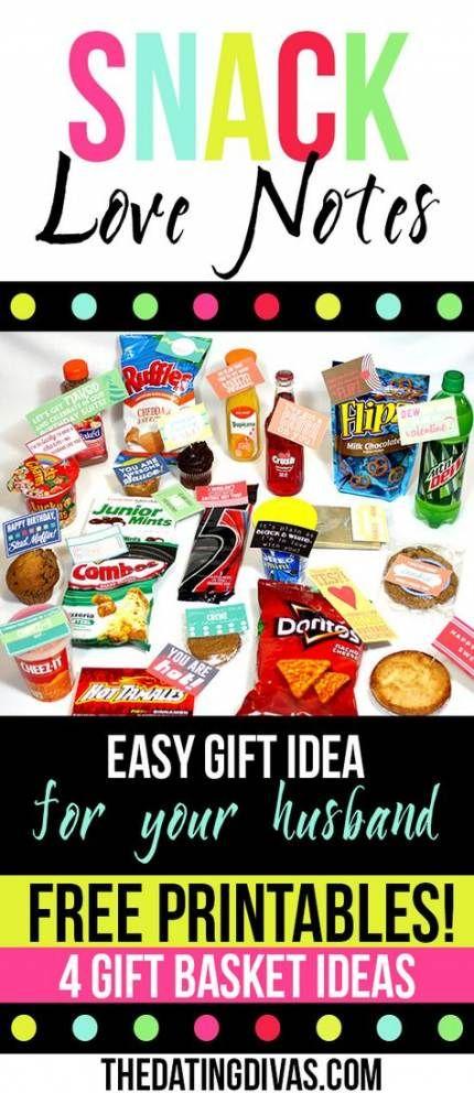 24+ trendy ideas birthday surprise boyfriend gift ideas love notes