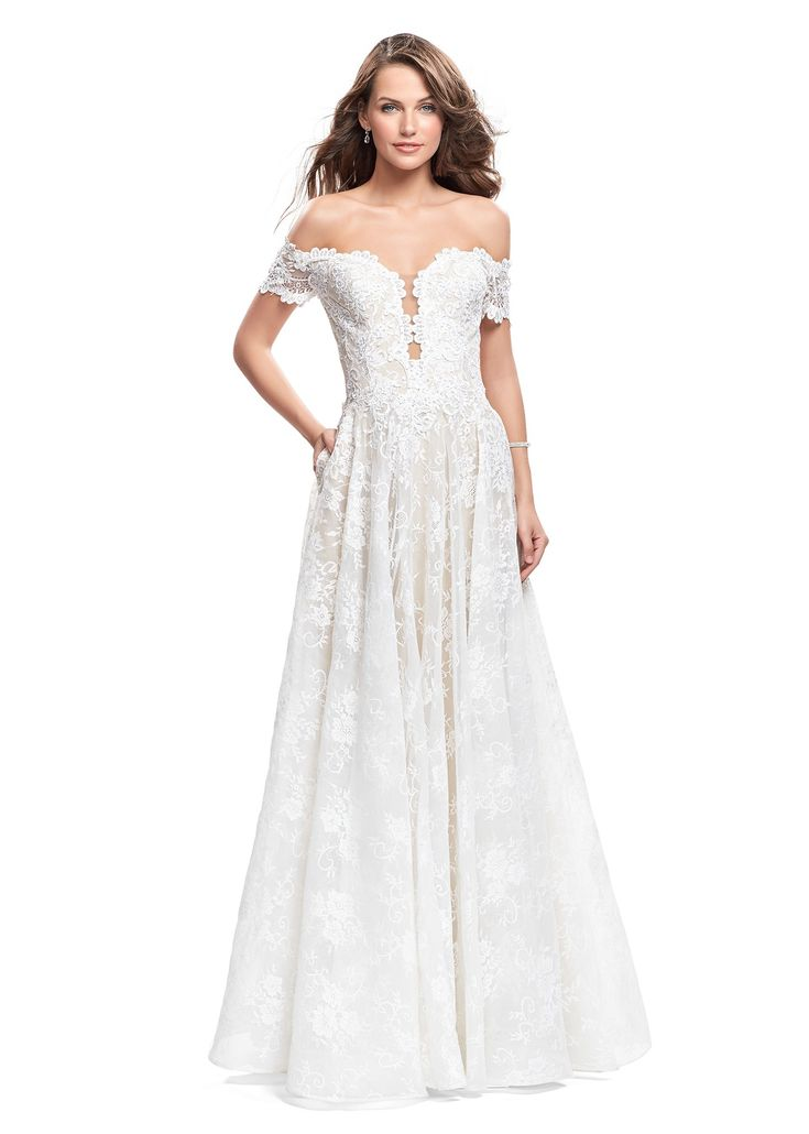 973 besten • La Femme Long Dresses • Bilder auf Pinterest | Lange ...