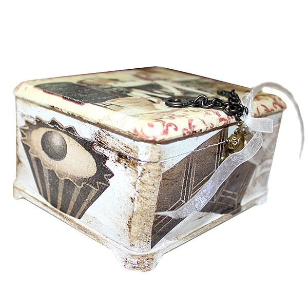 """Коробка для конфет """"Шоколад"""""""