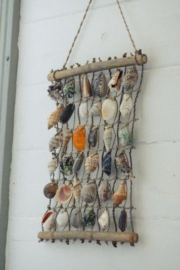Tahitian Shell Wall Hanging