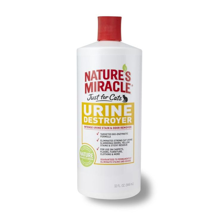 Cat Urine Odor Remover Natural