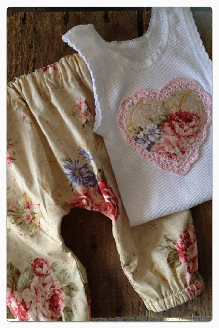 'Harem' Pants Set Handmade by me @ Mod Tots :) Sizes 000 - 2 Taking orders from April 2014 www.facebook.com/modtotsadorablechildrensclothingandaccessories