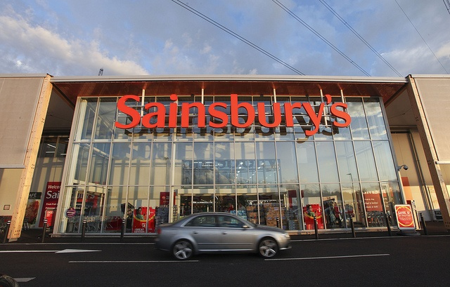 JS Crayford Store by J Sainsbury, via Flickr