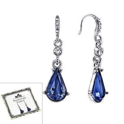 Downton Abbey® Teardrop Earrings