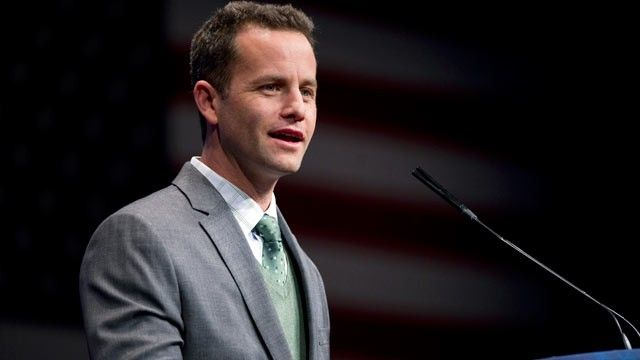Kirk Cameron standing up for family values