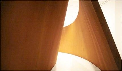 Richard Serra - Guggenheim - Bilbao