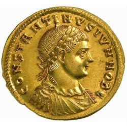 Ancient Roman Gold Coin