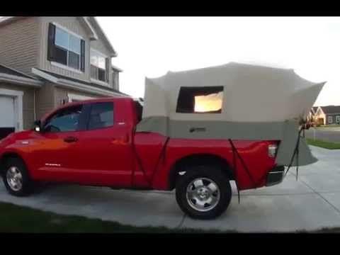 Cargo Bed Truck