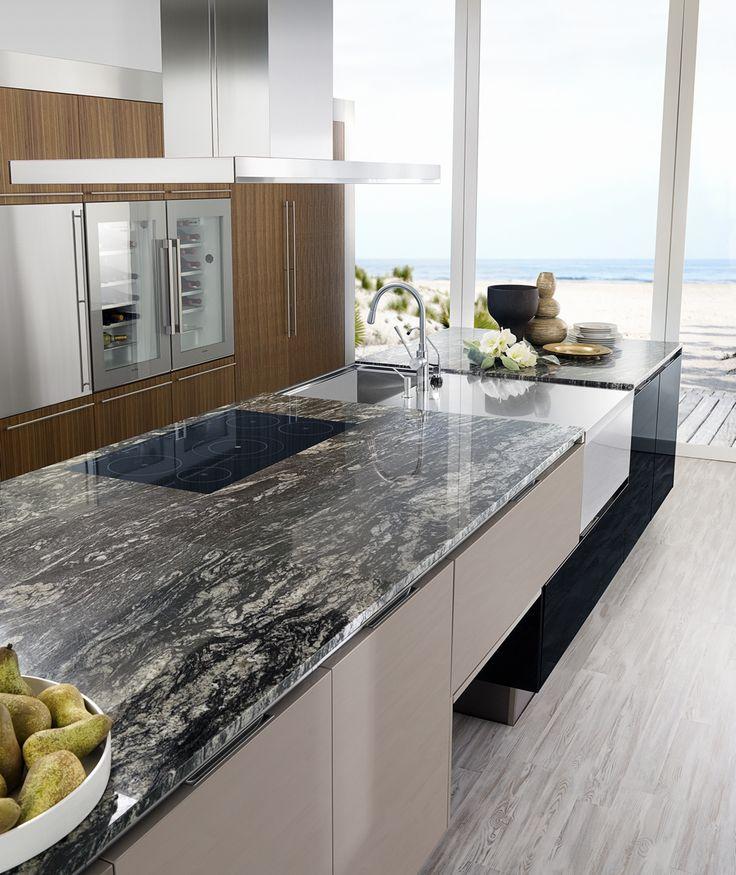 M s de 1000 ideas sobre encimeras de cocina de granito en for Cocinas en granito natural