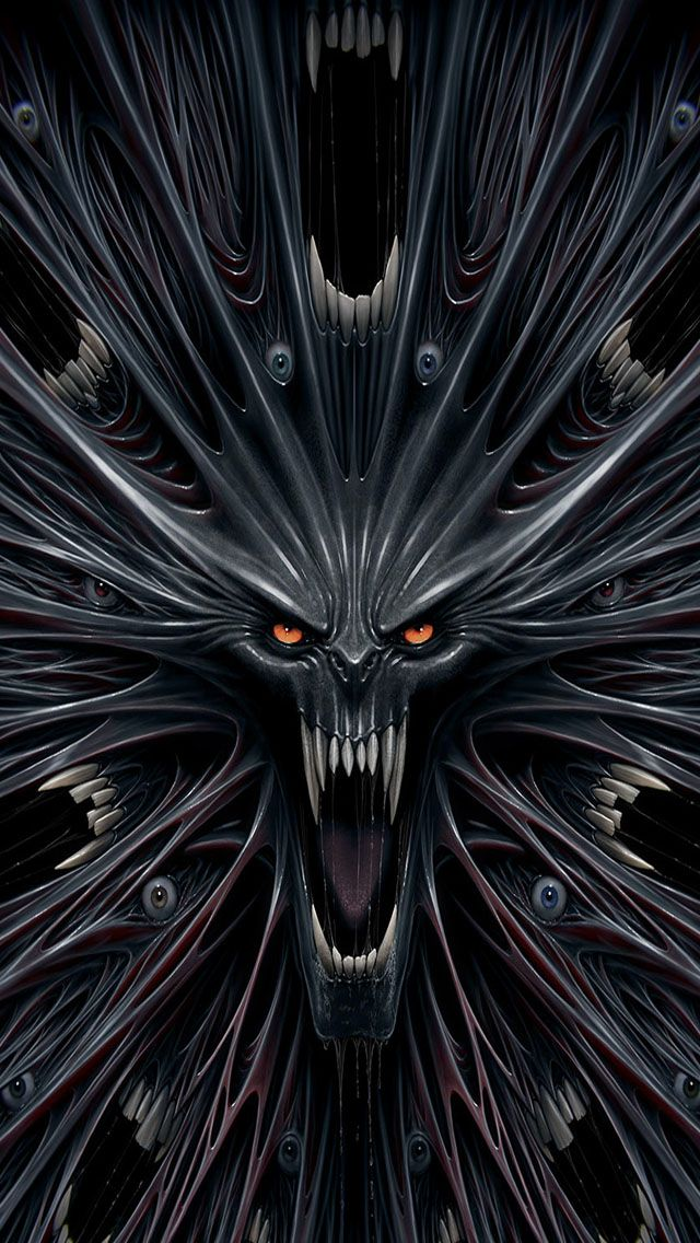 Evil IPhone Wallpaper 壁纸 Pinterest