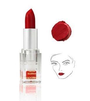NICKY: 4 red lipsticks for red lipstick phobics.