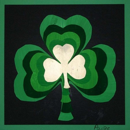 "From exhibit ""My Lucky Shamrock""  by Paige807"