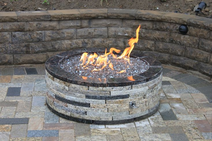 10 best ideas about forever stone fire pits on pinterest for Materials needed to build a fire pit
